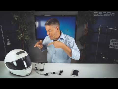 Casque bluetooth pas cher pour casque de moto - accessoire motard