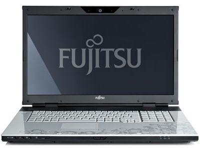 Fujitsu Amilo Pi 3660: 18.4-inch notebook (Core 2 Duo, GT 240M, Bluetooth)