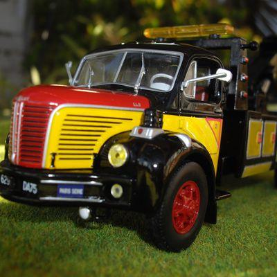 Berliet GLR8 Altaya modifié dépannage