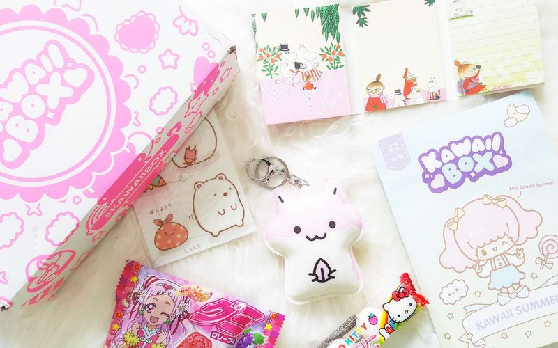 Kawaii Box - Edition de Juin - International Giveaway