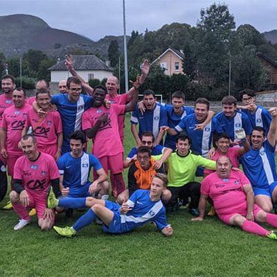 L'info de Lourdes :: Le sport adapté du FCL XI a fait sa rentrée