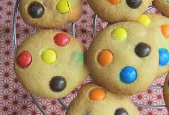 Cookies croquants sans beurre