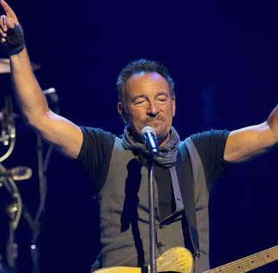 Bruce Springsteen intimiste à Broadway