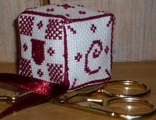 Album - cube-et-pique-aiguille