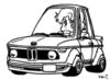 Ma BMW 2002 va rouler...