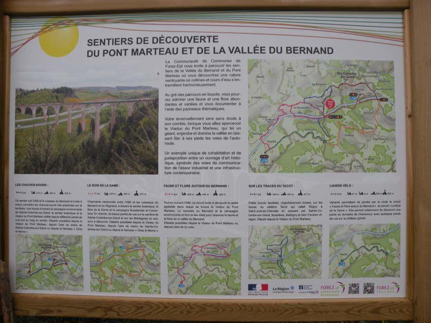 Viaduc du Bernand