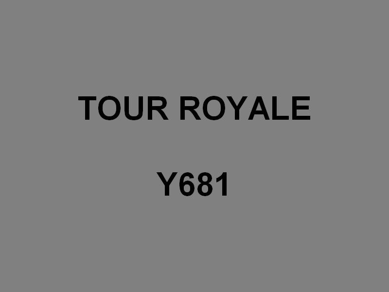 TOUR  ROYALE  Y681 , Pilotine du port