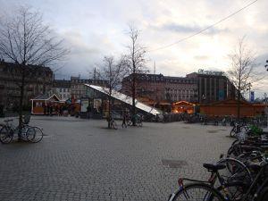 marché de la gare de Strasbourg