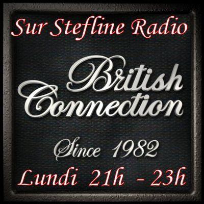 Ce 30/11, Rendez Vous à 21H avec Votre Emission BRITISH CONNECTION (Session 359)