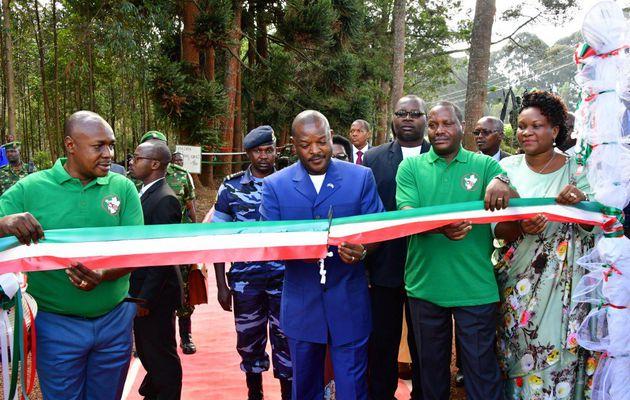 En direct de l'ouverture de la semaine du thé au Burundi