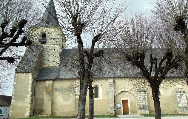 Eglises de la Vienne