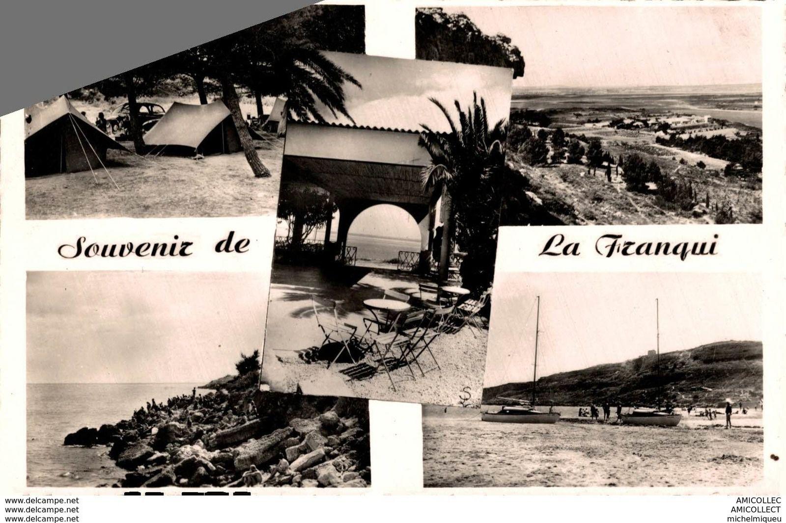La Franqui. Leucate. Station balnéaire.