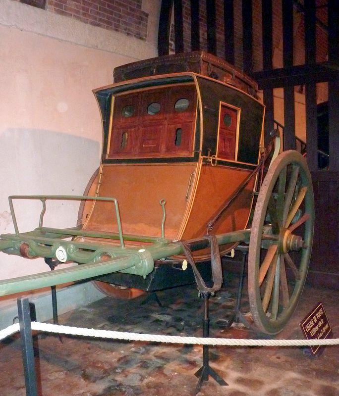 Vaux le Vicomte; Le musée des équipages1 - P. Magnaudeix-