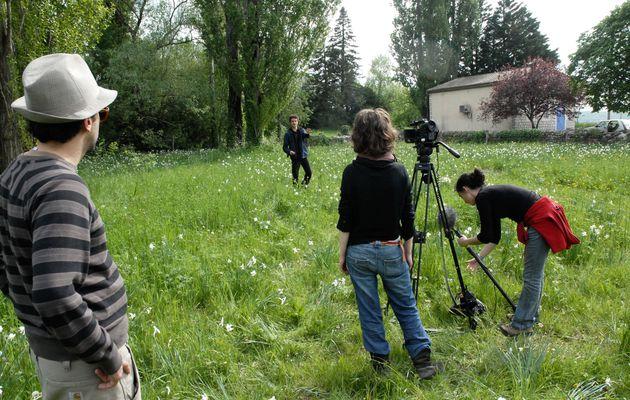 Album - tournage à Lussas