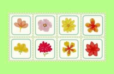 ITH - Lingettes fleurs