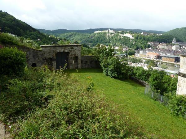 Redoute Beauregard, Besançon