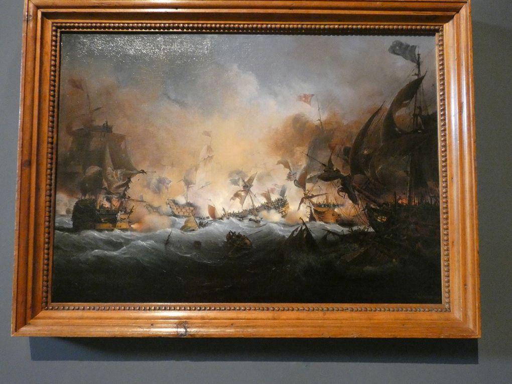 Visites-Eclair au Musée de Brest