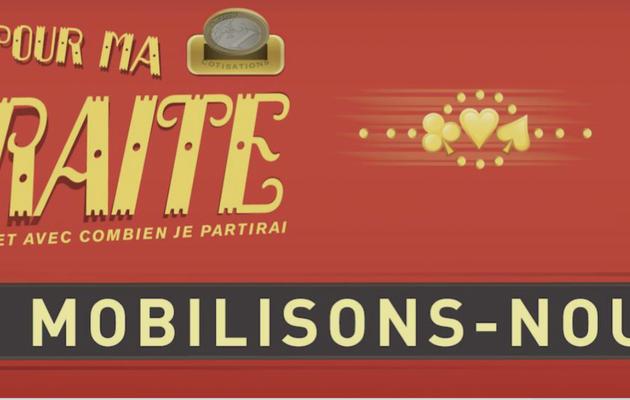 LE 13 FÉVRIER POUR UNE NOUVELLE JOURNÉE DE MOBILISATION !