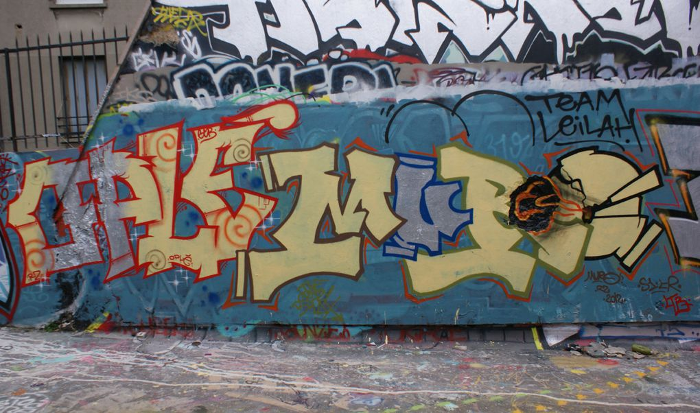Album - Graffitis-Paris-divers-Tom-019