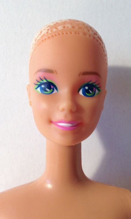 """""""B. and the BEAT"""" BARBIE DOLL 1989 MATTEL #2751"""