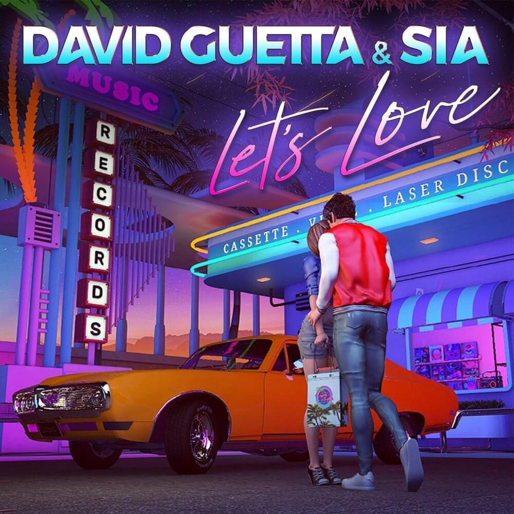 David Guetta retrouve Sia sur « Let's Love » !