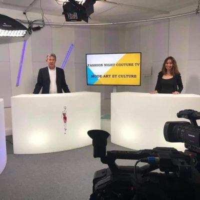 LANCEMENT DES ÉMISSIONS FASHION NIGHT COUTURE TV « MODE ET CULTURE »