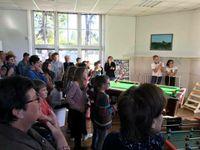 Inauguration de la Maison des Jeunes de Pontivy et du centre de loisirs