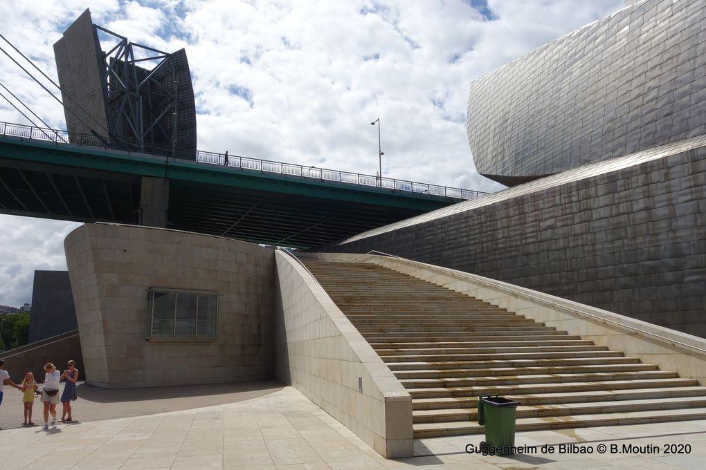 Le musée Guggenheim de Bilbao (10 photos)