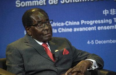 Mugabe donates 300 cows to the African Union to help it become less dependent on external donors