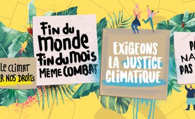 """10 novembre 2020 – Tribune collective """"La mobilisation pour le climat doit mettre au centre la question des inégalités"""""""
