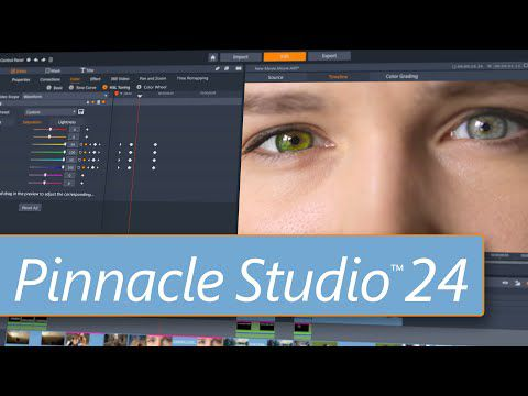 [ACTUALITE] Pinnacle Studio 24 Ultimate - La nouvelle version du montage vidéo est disponible