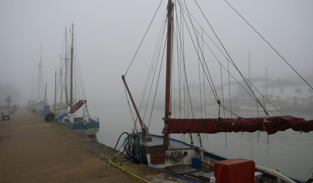 Brouillard de mars
