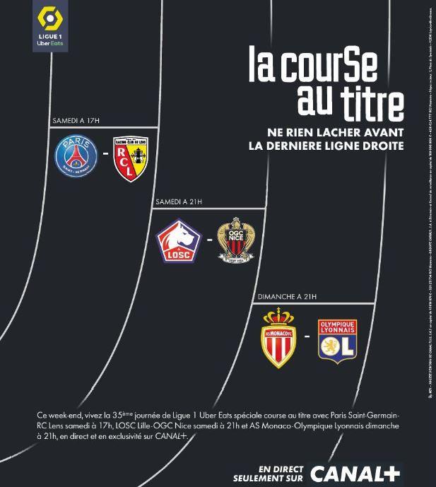 Monaco / Lyon : Sur quelle chaîne suivre la rencontre dimanche ?