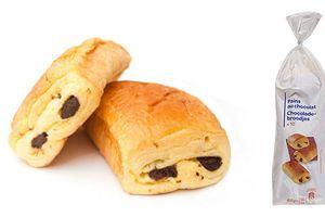 Rappel produit : Pains au chocolat x10 450g de marque Produit Blanc (Carrefour)