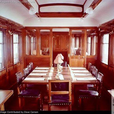 Connaissez-vous le plus célèbre wagon restaurant du monde?