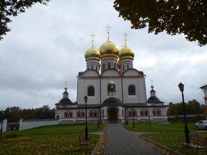 De Saint-Pétersbourg à Moscou.