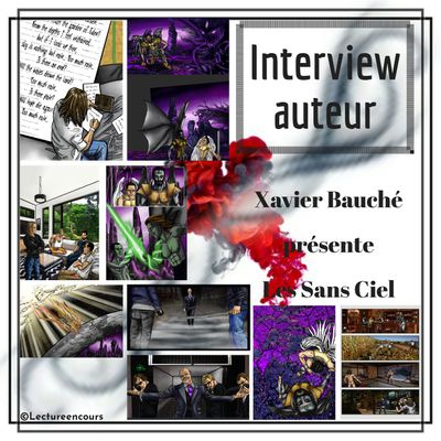 Interview de Xavier Bauché