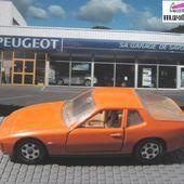 PORSCHE 924 MEBETOYS 1/43 - car-collector.net