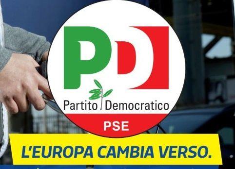 La comunicazione PD verso le europee