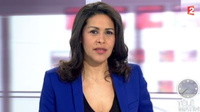 2013 01 28 - SOPHIE GASTRIN - FRANCE 2 - LE JOURNAL @07H30