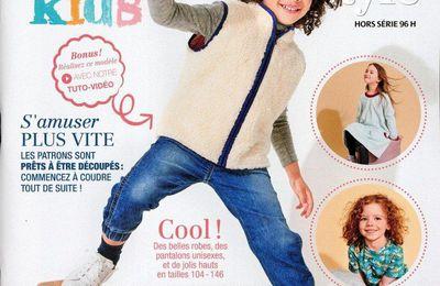 Magazines d'octobre 2020: Burda Style HS Kids n° 96