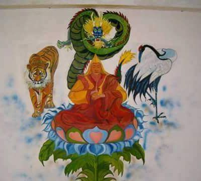 Senguei Ngaro lu jong  Simhanada Vajramukti