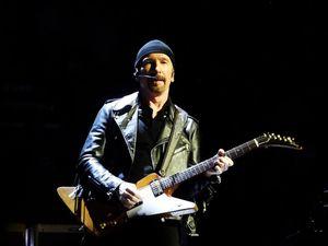 U2 -Forum -Los Angeles (2) -27-05-2015