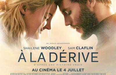 À LA DÉRIVE - Embarquez en pleine tempête avec Shailene Woodley & Sam Claflin dans ce 1er extrait ! - Au cinéma le 4 juillet
