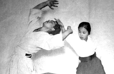 L'artiste cachée du Budo : Chronique abrégée de Takako Kunigoshi