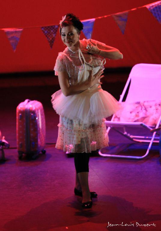 photos : JeanLouis Duzert MamZelle FlamenKa au théâtre de Beziers novembre 2012
