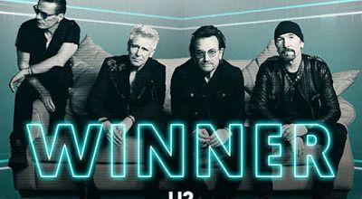 U2 -Billboard Music Awards -20/05/2018