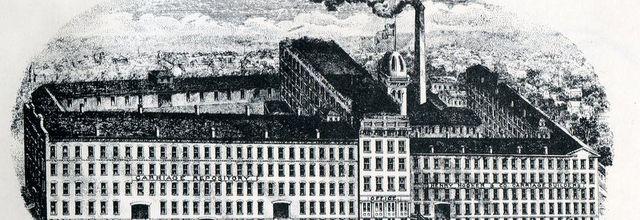 Henri Hooker & Co... une grande firme américaine.