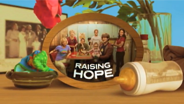 Upfronts FOX 2010 : Sneek peek pour la série Raising Hope !