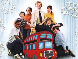 l'autobus à impériale ou (here come the double deckers), une célèbre série télévisée britannico-américaine